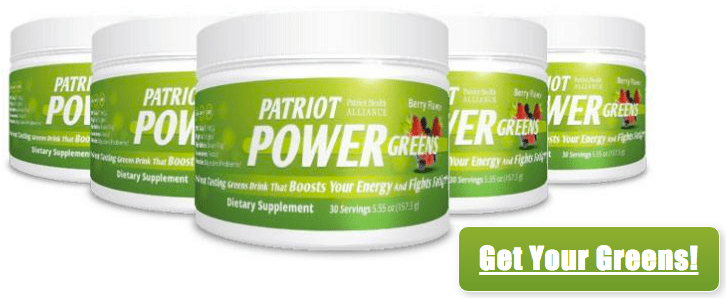 Patriot Power Greens Reviews