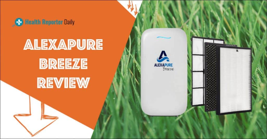Alexapure Breeze Review