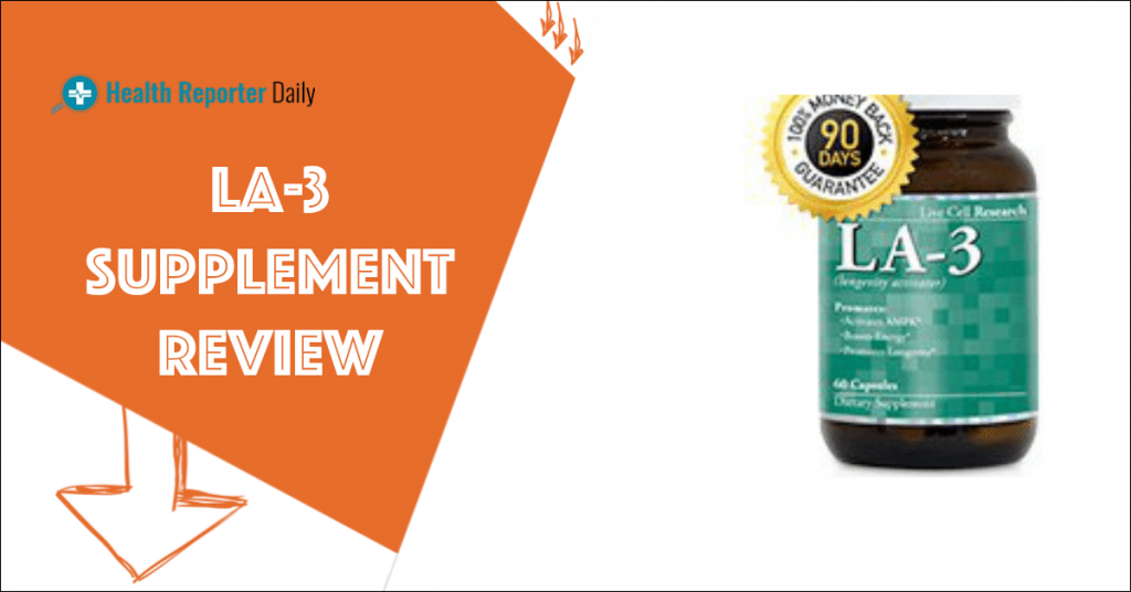 LA-3 Supplement Reviews