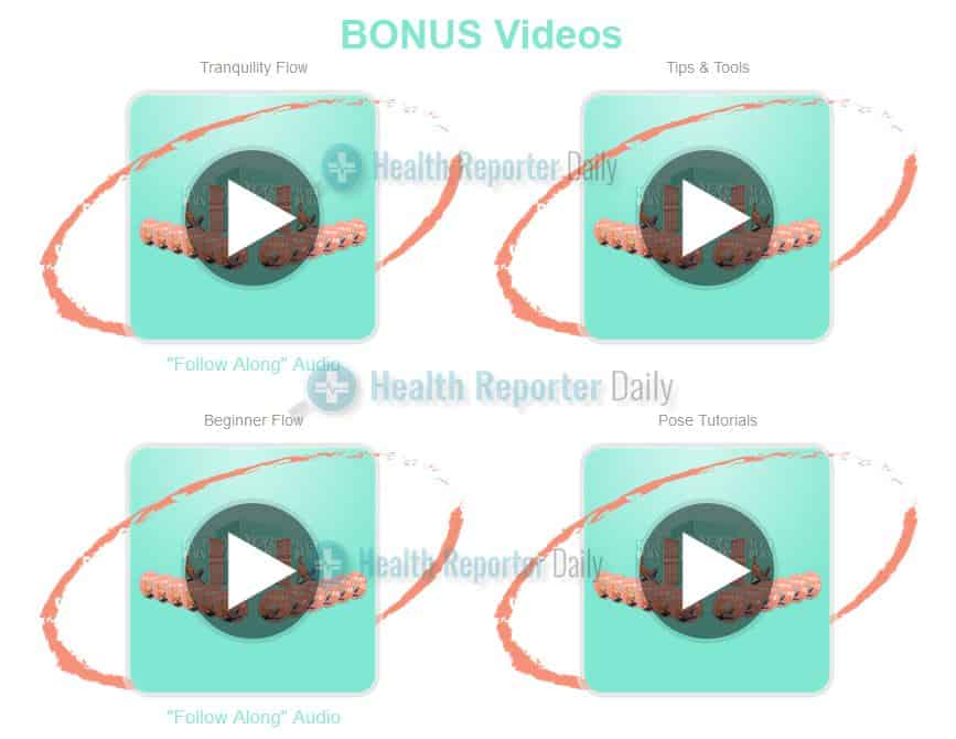 Yoga Burn Bonus Videos