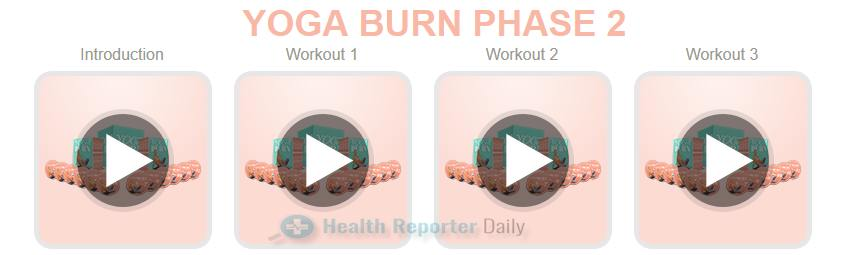 Yoga Burn Phase 2