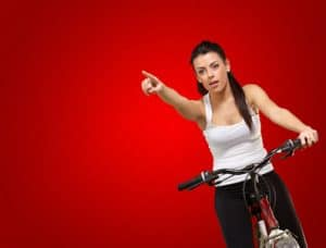 bicycle to lose fat