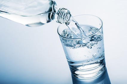 Drink Water to Lose Body Fat