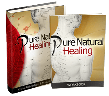 Pure Natural Healing Book