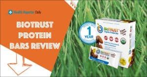 Biotrust Protein Bars Review: Do They Really Taste Good?