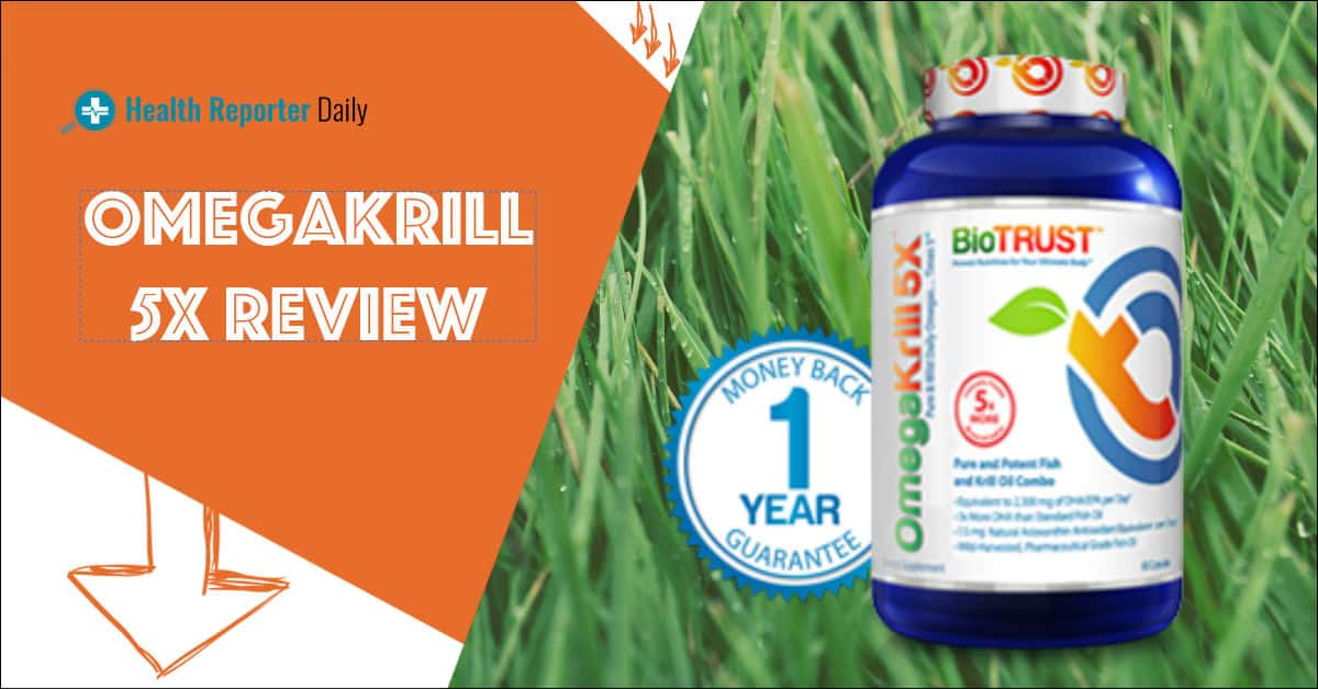 OmegaKrill 5X Review
