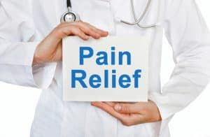 pain relief arm pain