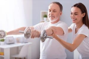 upper arm pain physical therapy