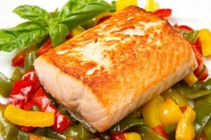 salmon healthy recipes