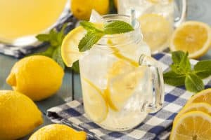 lemons for good skin