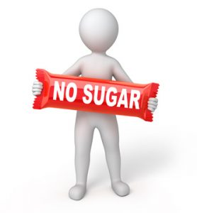 no sugar for good skin