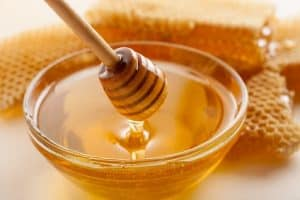 honey to relieve a cough
