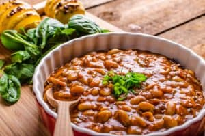beans to gain muscle