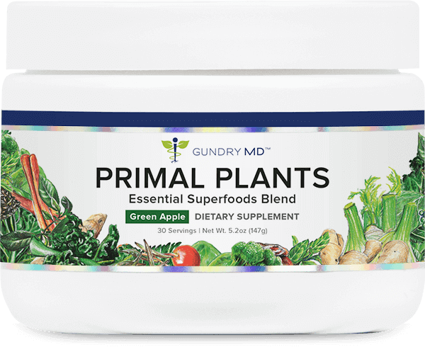 Gundry Md Primal Plants Review By Health Reporter Daily